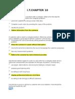 Cisco IT Chapter 10 V4.1