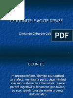 Curs 15 Peritonite NOU