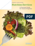 Cancer Nutrition Services-A Practical Guide-2012