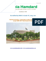 Information Jamia Hamdard