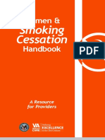 Women & Smoking Cessation Handbook
