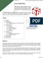Extensible Firmware Interface