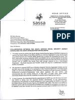 Magwaza letter