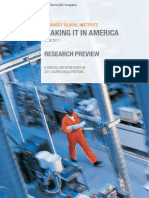 MGI Making It in America Research Preview