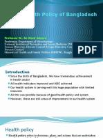 Health Policy Bangladesh.ppt