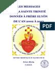 Les Messages de La Sainte Trinite 2002 2012