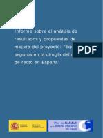 InformeEquiposSegurosCirugiaCancerRecto