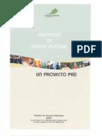 Educacion de Calidad Mundial_Un Proyecto Pais-1