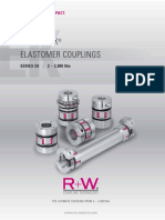 EK Elastomer Couplings