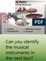Musical Instruments -India