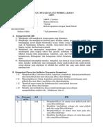 LK RPP Surat Pribadi Dan Dinas