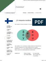 Armonía Vocálica _ WordDive Grammar