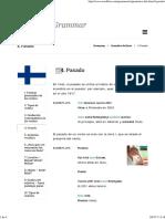 Pasado _ WordDive Grammar