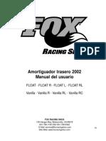 Manual Suspension Fox