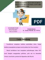 PPT Tonsilektomi