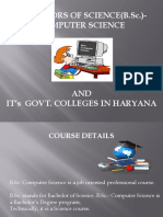 Government Colleges in Haryana.