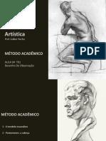 AULA 04-T1-Curso de Desenho Anatomia Artistica- Galber Rocha - 2016