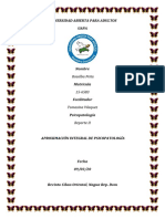 Tarea-II-Psicopatologia (1) Rosalba Peña