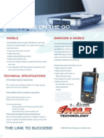 EagleTech-Mobile and Barcode