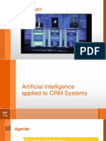 AI Applied to CRM Systems