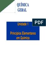 Princípios Elementares Da Química 2