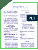 32069606 Primer Militarismo Confederacion Peru Boliviana