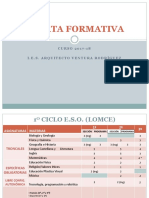 Oferta Formativa 17-18