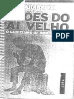 FERAUDY, RP. Serões Do Pai Velho (Babajiananda). Fundação Educacional e Editorial Universalista1987
