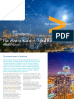 Accenture - Five Ways to Win With Digital Platforms