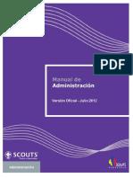 Manual de Administracion Version Oficial Julio 2012