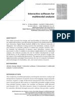 Multimodal Software