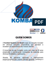 Kombat Systems Do Brasil - IMPRESSO