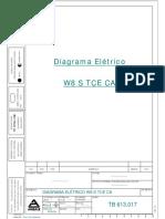 Diagrama Volare W8-W9 4.12 TCE - 12V