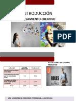 SESIÓN 1 INNOVACCION INTRODUCCIÓN  AL PENSAMIENTO CREATIVO 9 DE JUNIO 2017.pptx
