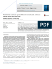 Treatment of Wastewater by Mixed Bacterial Consortium in Continuous