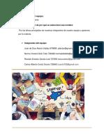 Reporta actividad 2.1 de Planeación Estratégica