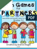 mathgamesforpartnersgrades 2