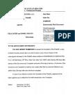 Complaint - Ohio Case