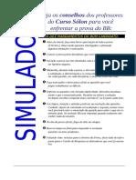 BB - Simulado 2003