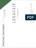 07041015 Bloomfield - Cap 2 El Uso de La Lengua