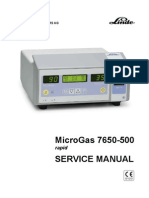 MicroGas 7650 Service Manual Feb 05