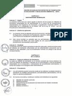 Res 009 2015 Oefa CD Reglas