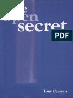 The Open Secret by Tony Parson