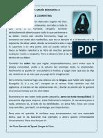 Carta de Santa María Bernarda a La Madre Clementin1 2