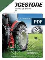 Listino Agricoltura Bridgestone 2016