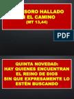 Quinta Novedad - El Tesoro.pptx