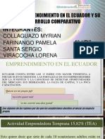 Emprendimiento en Ecuador