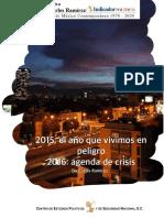 2015 El Año en Que Vivimos