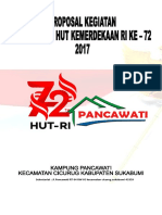 Proposal Hut Ri Ke 72 Revisi 2