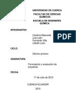 Proyecto de Elaboración, estudio del mercado para Mermelada de Zapallo de exportación